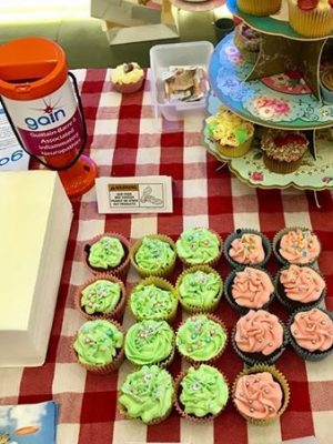 SR Bake sale.3 June 2019